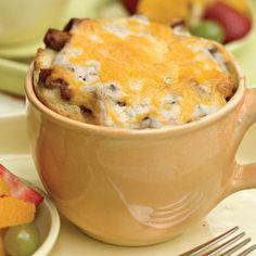 40 breakfast casserole recipes.