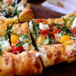 Puffed Pastry Pizza | The Pioneer Woman Cooks | Ree Drummond