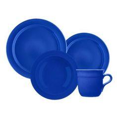 4-pc. Emile Henry Dinnerware Set
