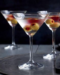Eyeball Martini Recipe