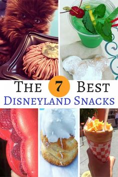 Disneyland food is o