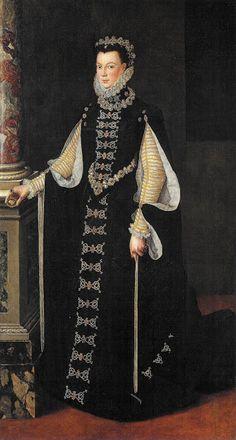 1565 Elisabeth de Valois (Queen of Spain), Sofonisba Anguissola