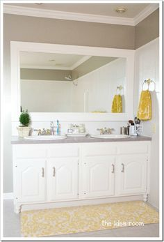 cupboard painting tips