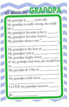 60th bday, all about grandpa, activ idea, pretti holiday