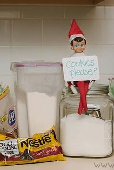 Get in the Holiday Spirit with Elf on the Shelf!