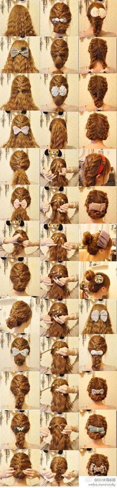 braids, braids, and more braids!