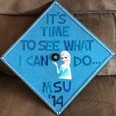 disney graduation cap