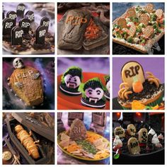 Graveyard Halloween Party Recipes from Taste of Home