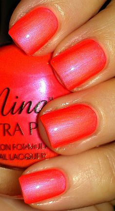 Love this Color! - Nina Ultra Pro Pearly Brights