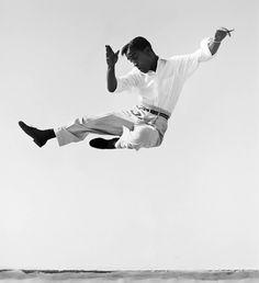 Sammy Davis Jr.  Photographer: Phil Stern.