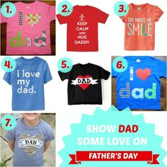 Kids' shirts that sh