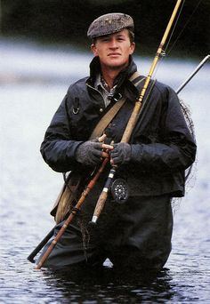 Barbour Fishing