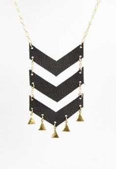 An ode to the artist's love of chevrons and triangles. It's as badass as Khaleesi. #mooreaseal