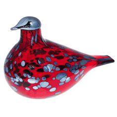 iittala Toikka Ruby Bird