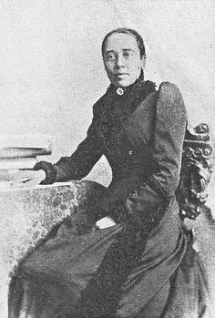 """Anna Julia Cooper was a leading advocate of the rights of black women. At the turn of the 20th century, she was among a handful of black women who received a Ph.D. during that era.  She received her doctorate at the University of Paris and in 1892 wrote the """"Voice From the South,"""" a book that explored the complexities of being a woman and an African-American."""