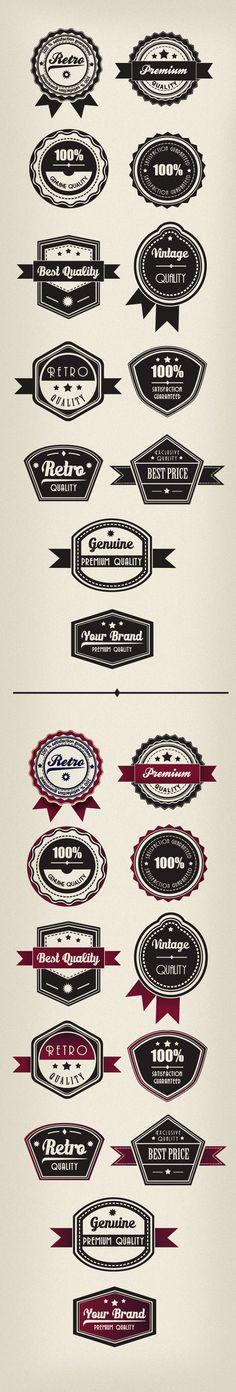 Logo Design - Vintage