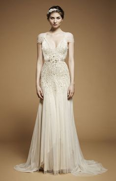 "Jenny Packham ""Willow"". Gorgeous!"