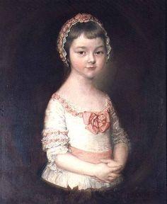 Image: Thomas Gainsborough - Georgiana Spencer, afterwards Duchess of Devonshire