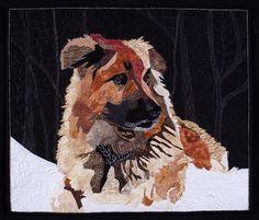 """Katie, 24 x 28"""", by Anne Standish"""