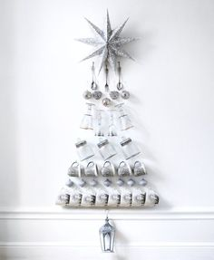 cute silver tree ide