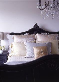 Romantic Bedroom Design | photo Janis Nicolay | design Kimberley Wiens | @House & Home