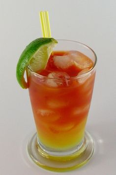 SANGRITA is a Mexican drink. It was said that the Sangrita originated from left over fruit juices, and traditionally  the shot of tequila was  served on the side of the non-alcoholic beverage. #mixology #drink #tequila #cocktail #fruitjuice #bartending #recipe