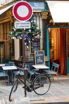 Restaurant Chez Julien, Paris. by amycoady