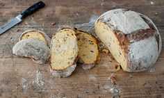 Dan Lepard's pumpkin whey bread recipe