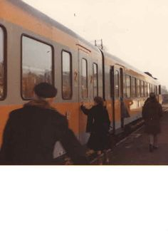 book trailers, photograph, small train, train stations, camera