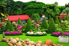 Nong Nooch Tropical Garden - Pattaya, Thailand