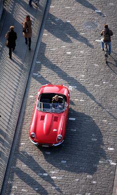 #Jaguar #E #Type