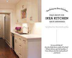 questions answered / faq's about our ikea kitchen