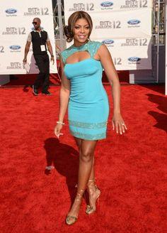 Taraji P Henson, Black Woman!!