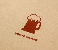 30th birthday invite idea