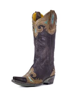 Old Gringo Women's Taka Boot - Chocolate/Oryx