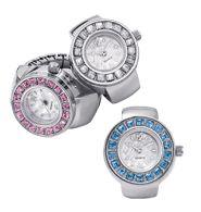 Embellished Ring Watch $9.99 www.youravon.com/pamelataylor
