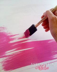 How to Make Your Own Chalkboard Paint - DIY    Kinda seems easier just to buy the chalkboard paint, but still pretty cool.
