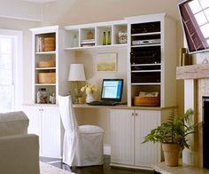 basement office space