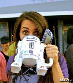 R2D2 Beer Mug
