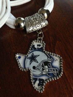 #Dallas #Cowboys necklace