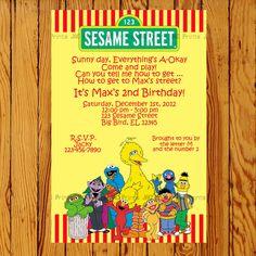 street birthday, sesam street, street clipart