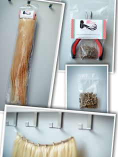DIY Hair Extensions
