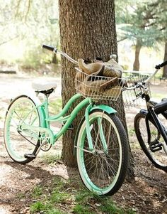 Mint bicycle