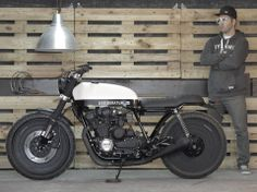 Yamaha XJ 650 Brat S...