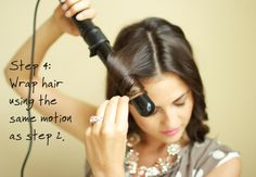 hair tutorials, tips for curling your hair, wavy hair, personal style, long hair, beauti, loos wave, soft curls, pink peonies