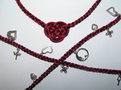 Handfasting Cords Silk Cords Any Colours