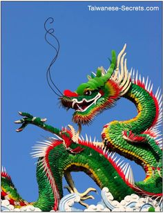 Chinese Dragon....