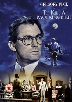 """To Kill a Mockingbird ~ """"Atticus Finch, a lawyer in the Depression-era South, defends a black man against an undeserved rape charge, and his kids against prejudice."""""""