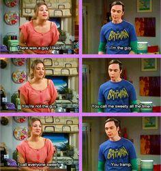 Sheldon & Penny <3