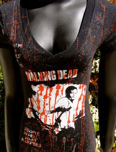 The Walking Dead, Daryl Dixon v-neck